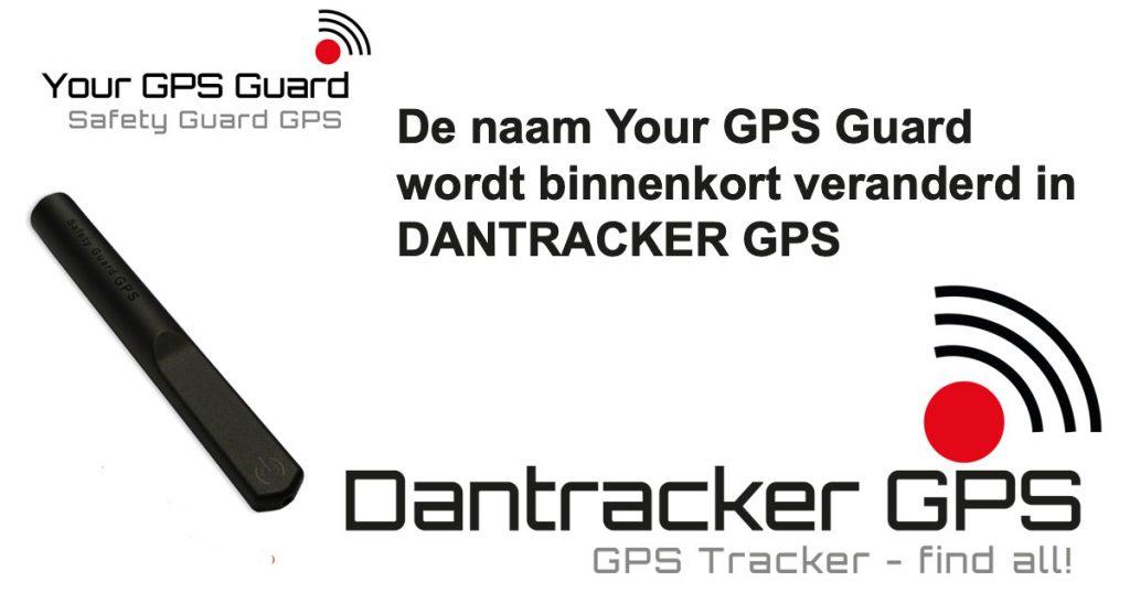 Dantracker GPS Tracker find all