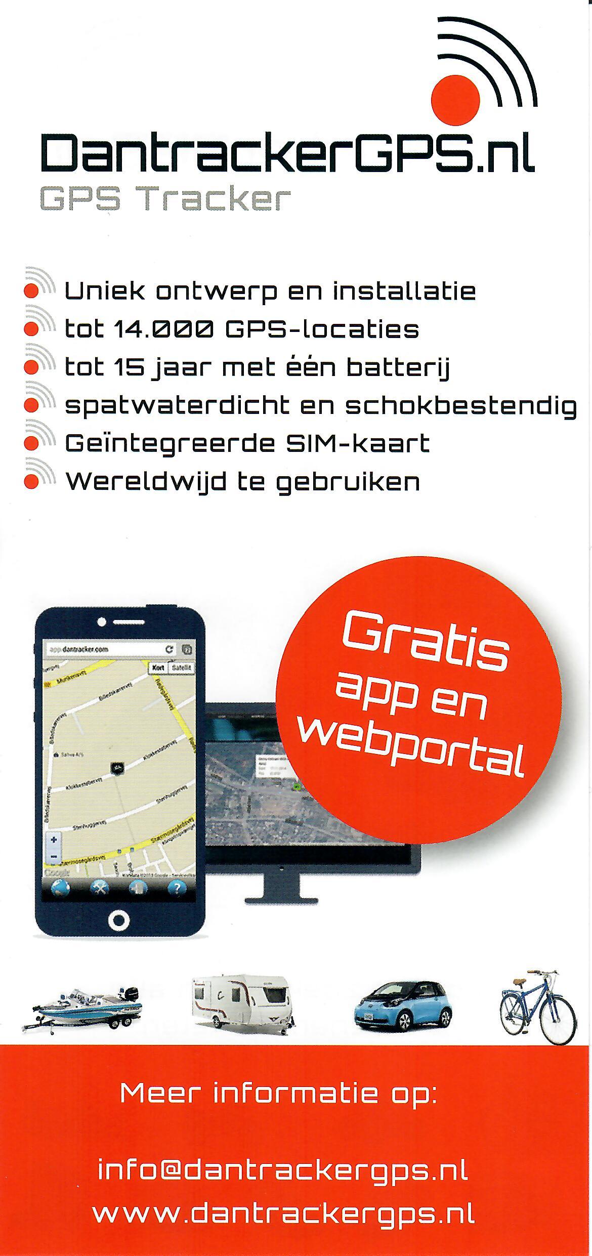 Dantrackergps.nl GPS