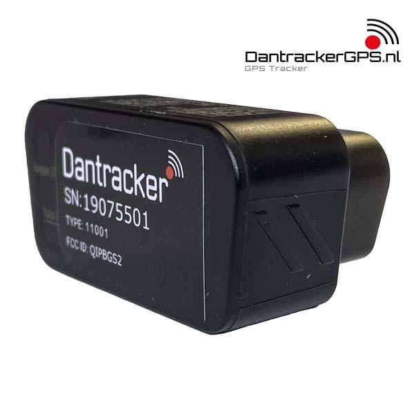 Dantracker GPS mini voorkant